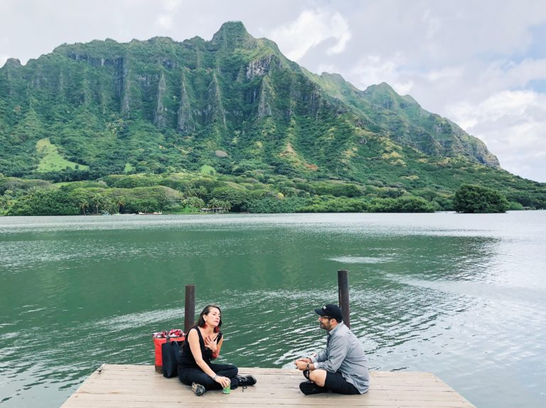 The Aina Acknowledges East Meets West 2018 Summit Day