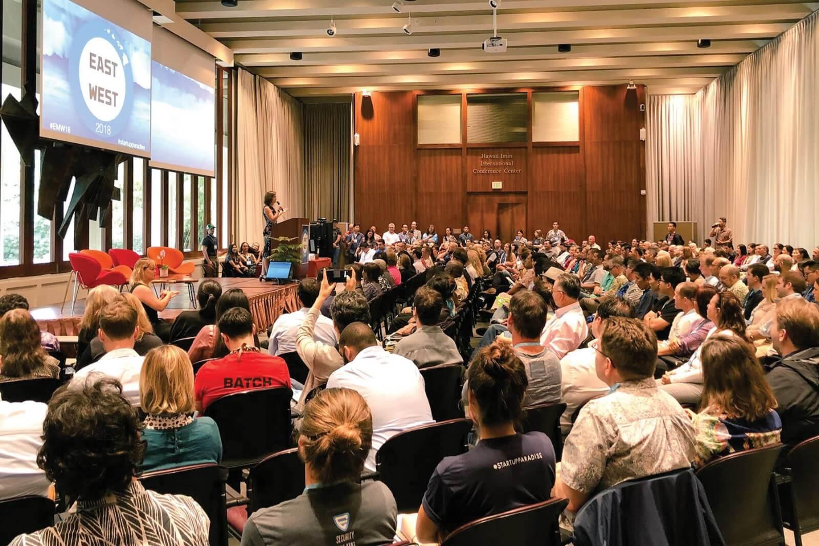 Entrepreneurs & Investors Convene at Annual East Meets West Conference