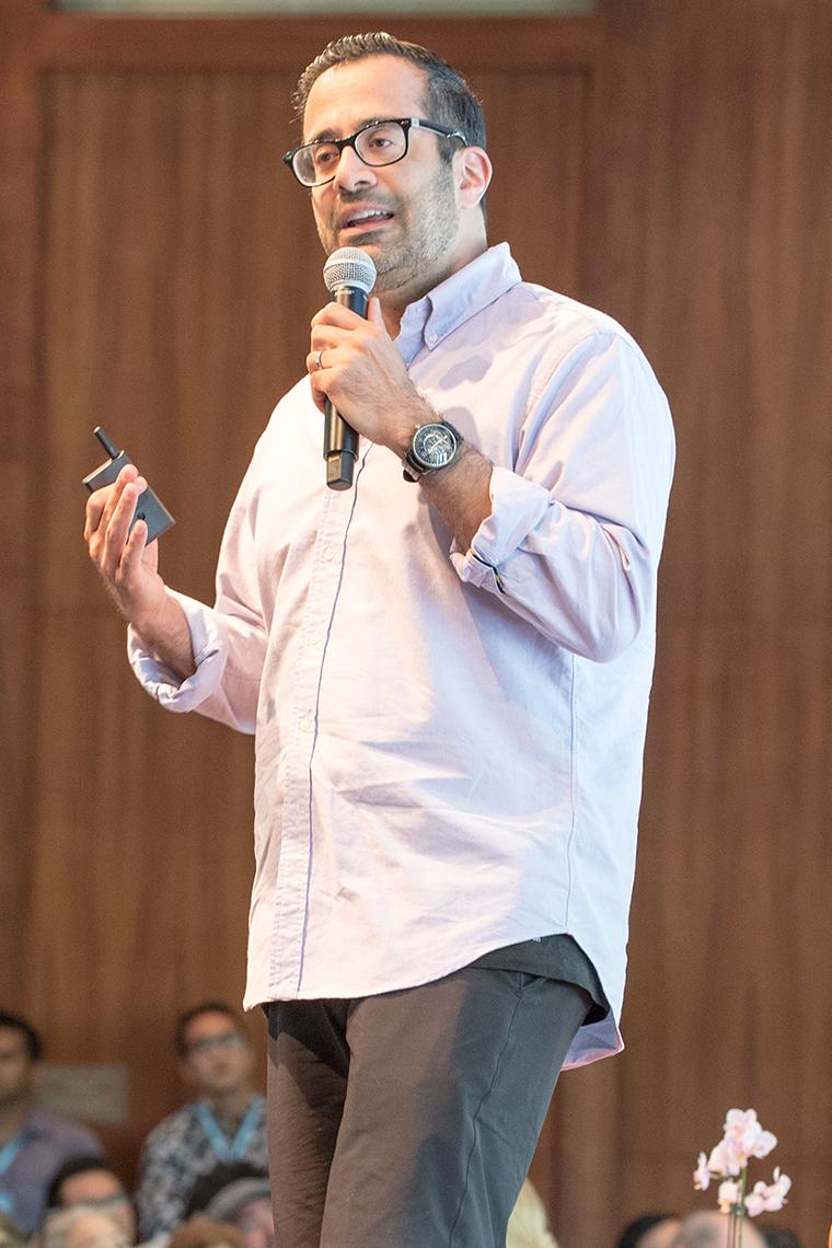 Rahul Sood, CEO of Unikrn